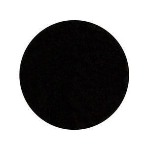 РЧ Этикетка D-40 мм, черная